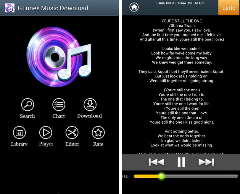 5 Great Android Apps for Downloading Free Music - Free Mp3 - free resume downloader