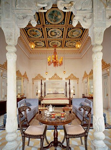 Traditional Indian Interiors Ethnic Decor Architecture