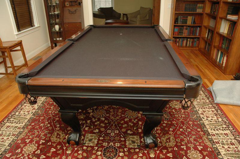 Brunswick Green Briar Ii Pool Table