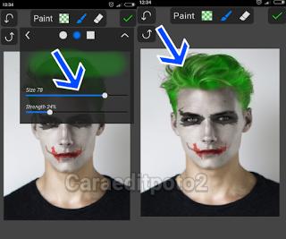 Pin Di Tutorial Edit Foto Android