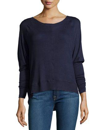 a90fb7bb4da High-Low+Knit+Sweater