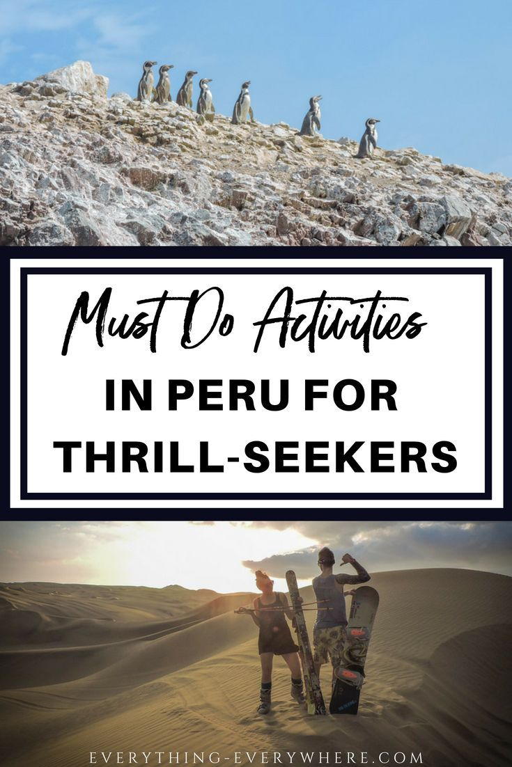 16 Adventure Activities in Peru for ThrillSeekers is part of Adventure Activities In Peru For Thrill Seekers - Peru is a striking South American country with an incredible variation in landscape  From cities to desert, beaches to rainforest, mountains to lakes, Peru is a hotbed for travelers who have a need for speed!