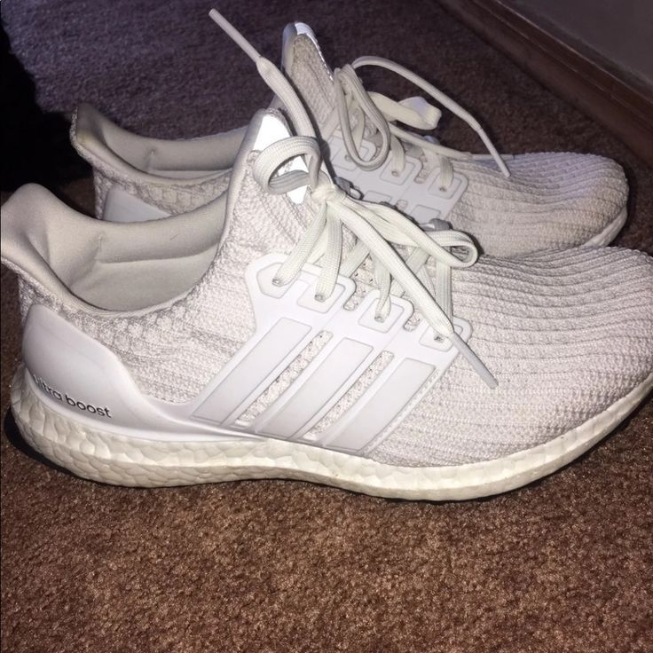 adidas Shoes White Adidas Ultra Boost Womens Color