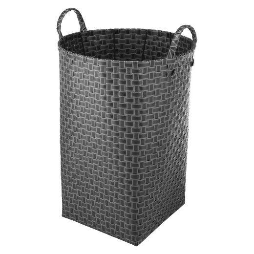 Woven Laundry Hamper U2013 Grey   Room Essentials™ : Target Part 44