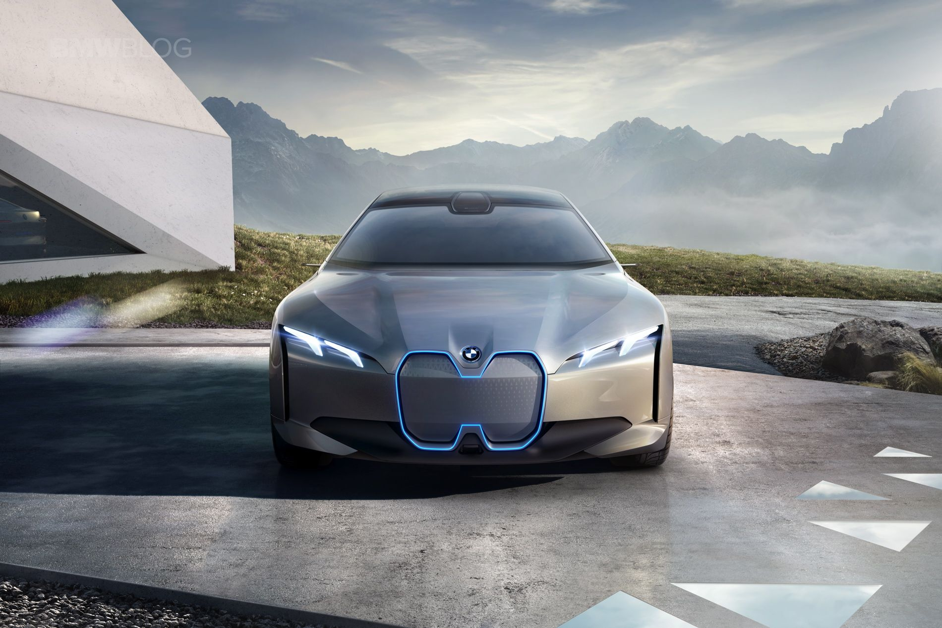 Bmw I4 Could Be Sold Under The I4 80 Sdrive And I4 80 Xdrive Names