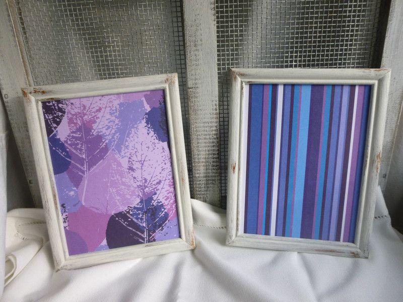 Berühmt Lila Bilderrahmen 8x10 Fotos - Benutzerdefinierte ...