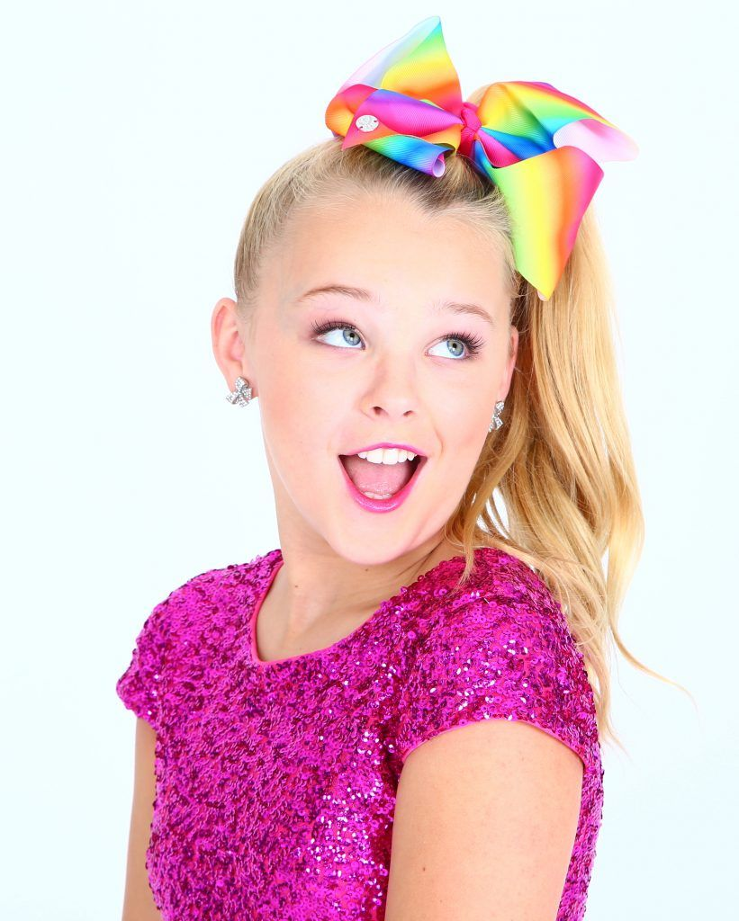 Jojo Siwa Picture Real Photograph Pretty Bow Free Same Day Shipping Service!!