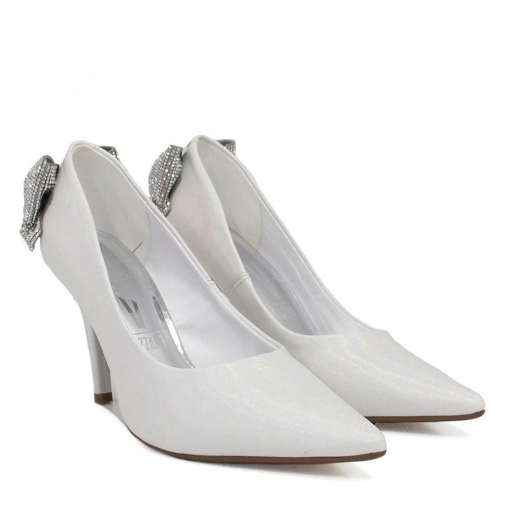 caa27694f Sapato Noivas Vizzano Scarpin Laço nas Lojas Americanas.com | Sapato ...