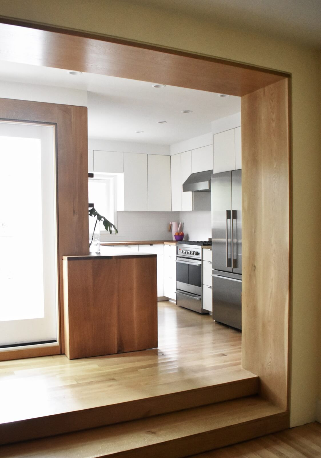 The Insider Park Slope Duplex Spiff Up Adds All New Kitchen