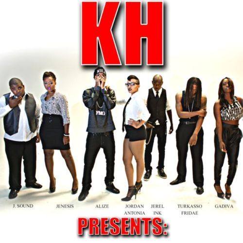 "Kreative House Music Releases the Official Introduction to the #KH Family with ""Kreative House Presents Vol 1: The Fam!"""