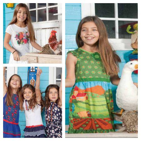 Rosalita Señoritas con sorteo incluido. www.compritasparalospeques.com -blog moda infantil-