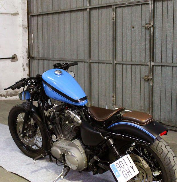 TARMAC CUSTOM MOTORCYCLES: Harley Davidson Sportster ...