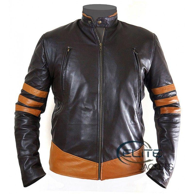 X-Men Wolverine Eminent Slim Fit Jacket