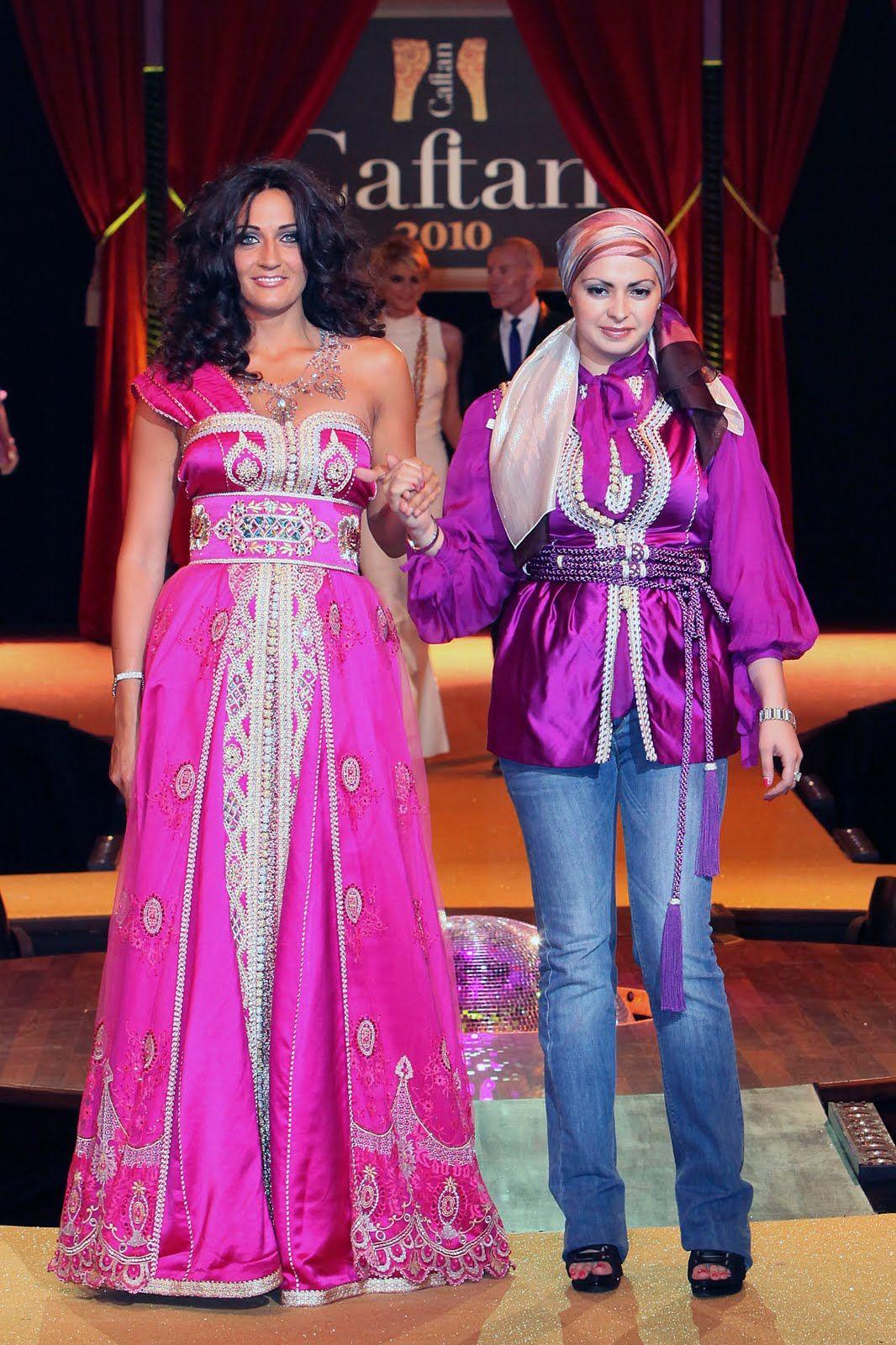 Caftan Marocain Haute Couture Robe Pinterest Caftans Jolie Clothing Aftan Dress