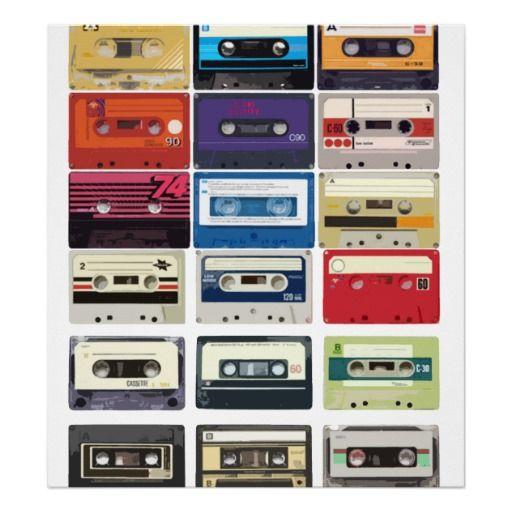 Cassettes Posteres