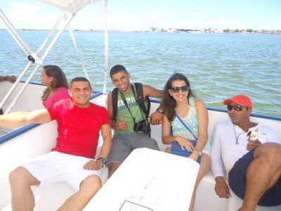ACONTECE: Passeio de Catamarã pelo Recife ao som do Chorinho...
