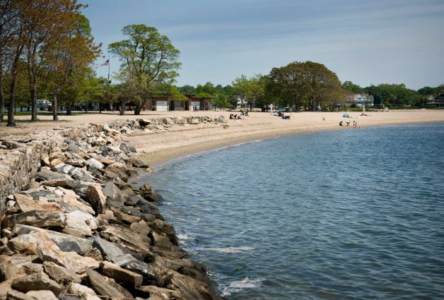 From Stamford To Milford Local Parks Provide Escape From Urban Environs Beach Local Island Park Milford