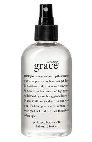 Philosophy Amazing Grace Spritz