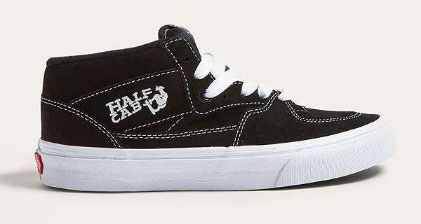 8a08eddc8b Vans - Half Cab Van Shoes