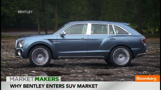 Bentley's SUV: How Much, How Many, How Cool Is It?