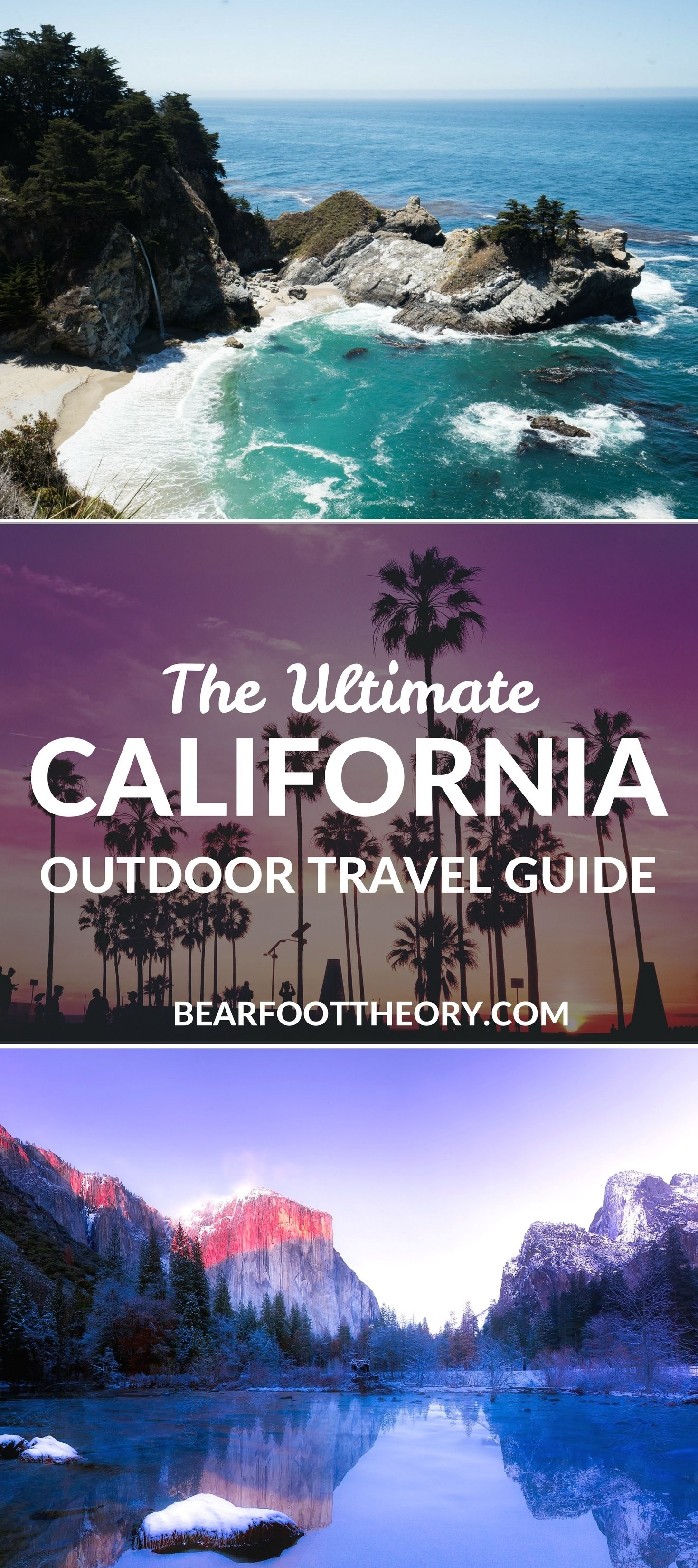 Learn About California S Outdoor Activities National