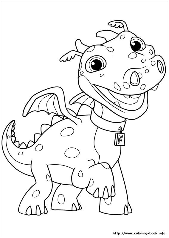 Wallykazam coloring picture | holiday crafts | Pinterest