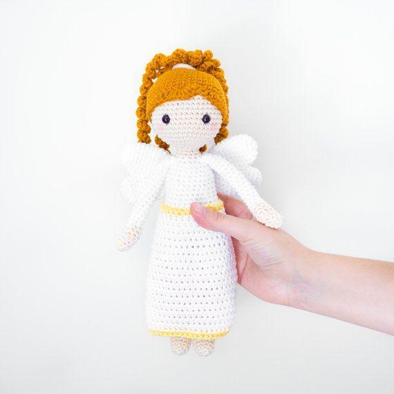 CROCHET DOLL PATTERN | amigurumi | basic doll | frame doll | doll ... | 570x570