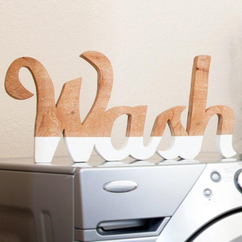Wood \