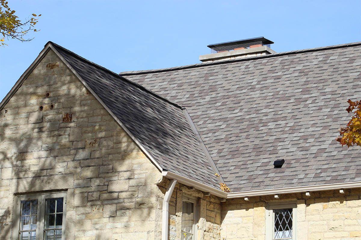 Roof Owens Corning Driftwood Shingle Standing Seam Dark