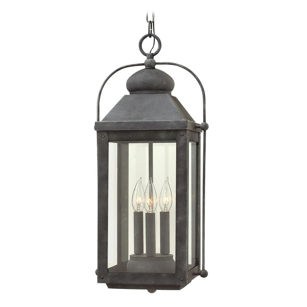 Hinkley lighting colonial led outdoor hanging light aged zinc by hinkley lighting colonial led outdoor hanging light aged zinc by hinkley lighting 1852dz ll arubaitofo Gallery