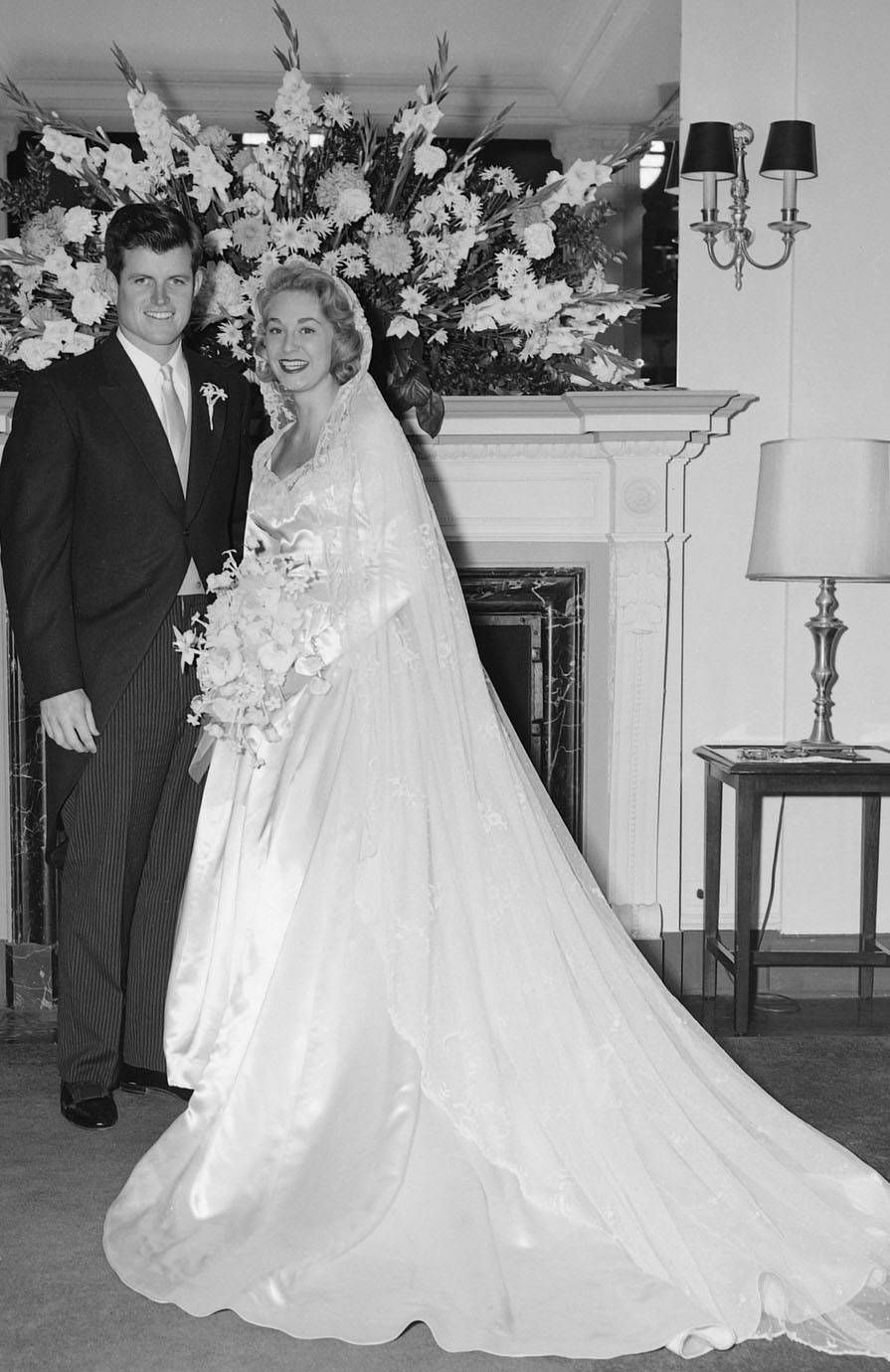 A centurys worth of kennedy weddings a century of kennedy weddings townandcountrymag junglespirit Gallery