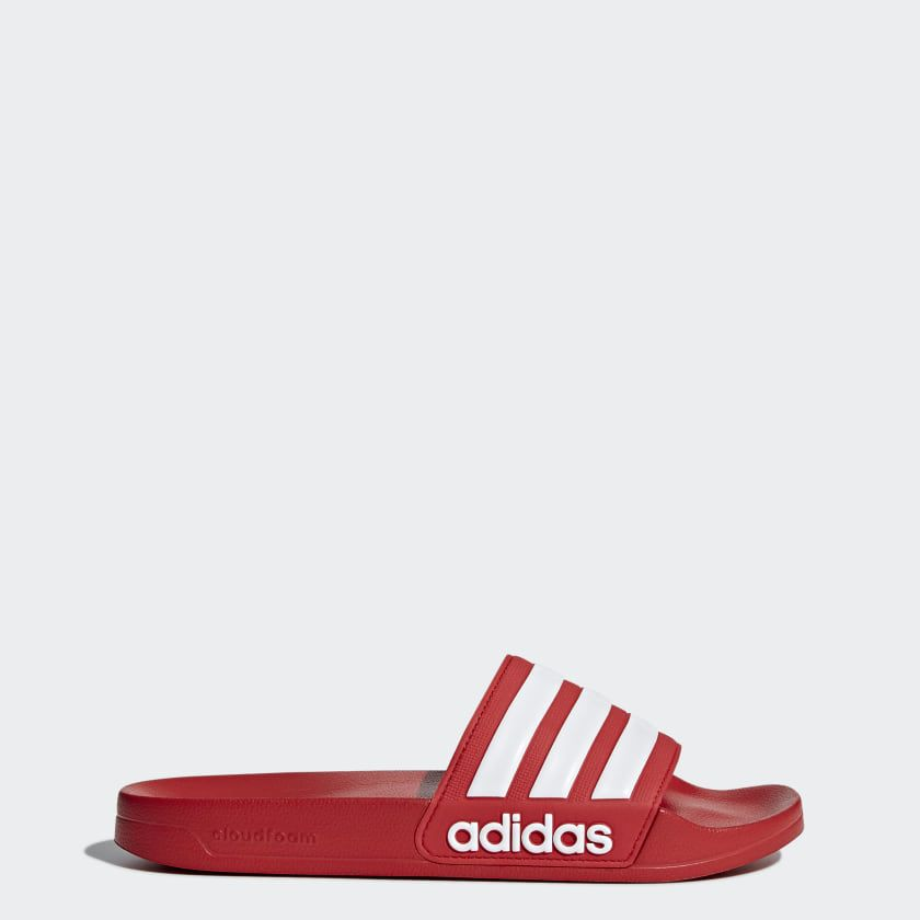 Adilette Cloudfoam Slides | Adidas originals mens, Adidas ...