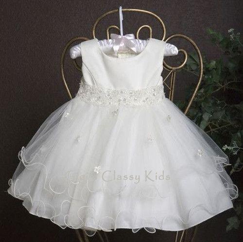 32e8a46c2 Cheap Nuevos carters formal recién nacido del bebé vestidos de bautizo  bautismo de la niña vestidos piso longitud de la ropa para vestido …