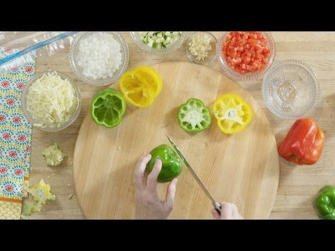 Video Stuffed Bell Peppers The Pioneer Woman Stuffed Peppers Stuffed Bell Peppers Stuffed Bell Peppers Ground Beef