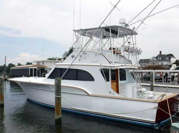 47 Buddy Davis Sportfish For Sale Yacht For Sale Boat Sale