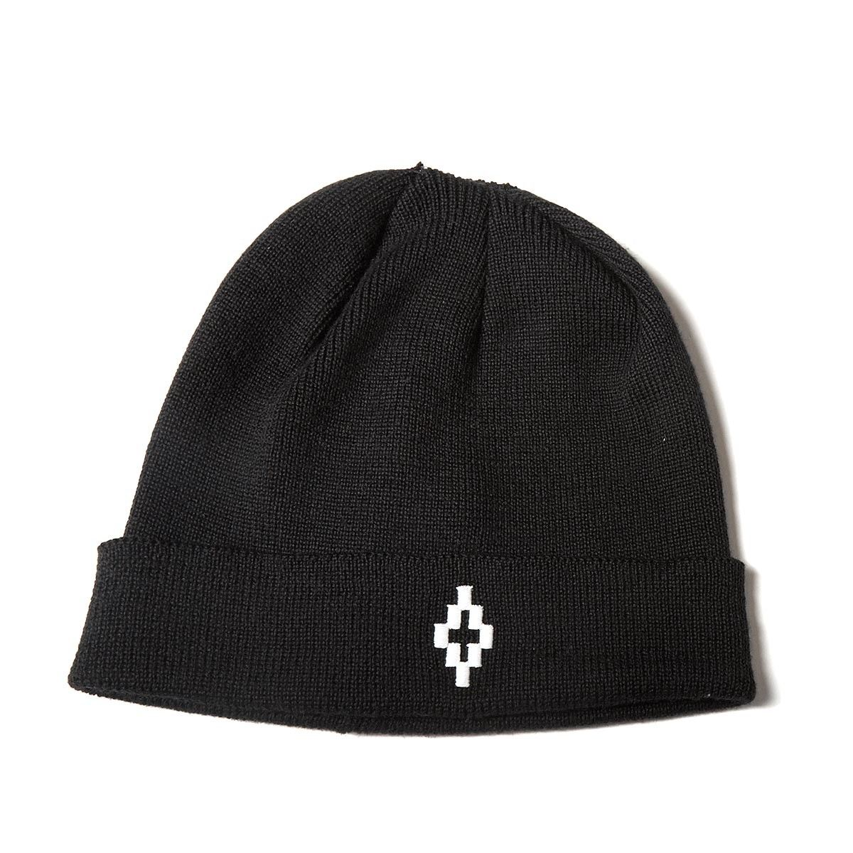 02224bb891c Cruz beanie from the F W2016-17 Marcelo Burlon County of Milan collection  in black