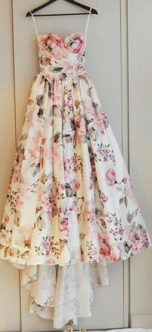 Prom Dress - I love to hang a favourite dress up on my door hook ...