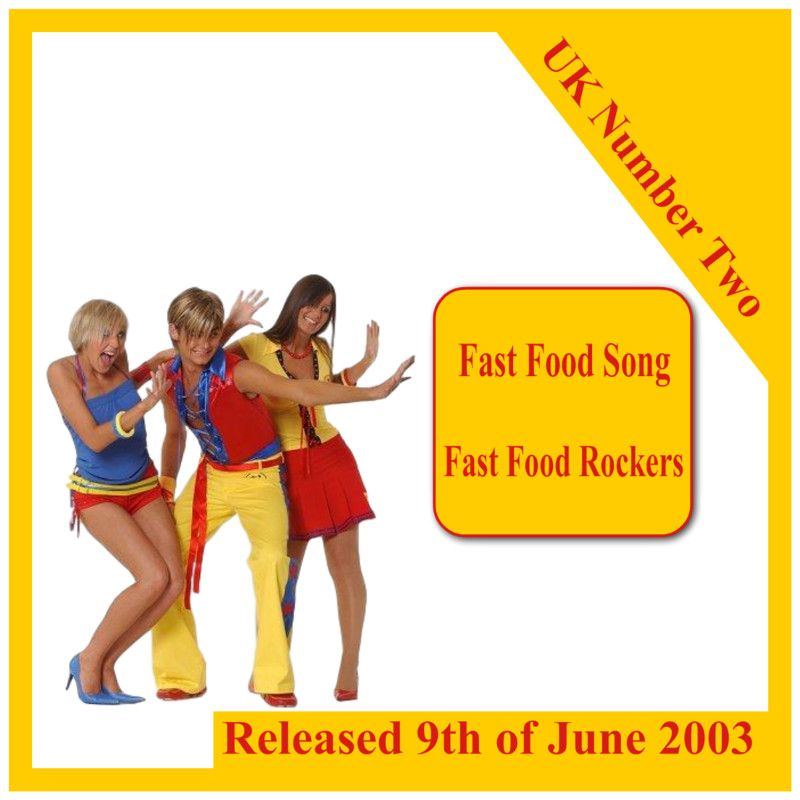 Fast Food Song Fast Food Rockers Music Pinterest Rockers And Songs