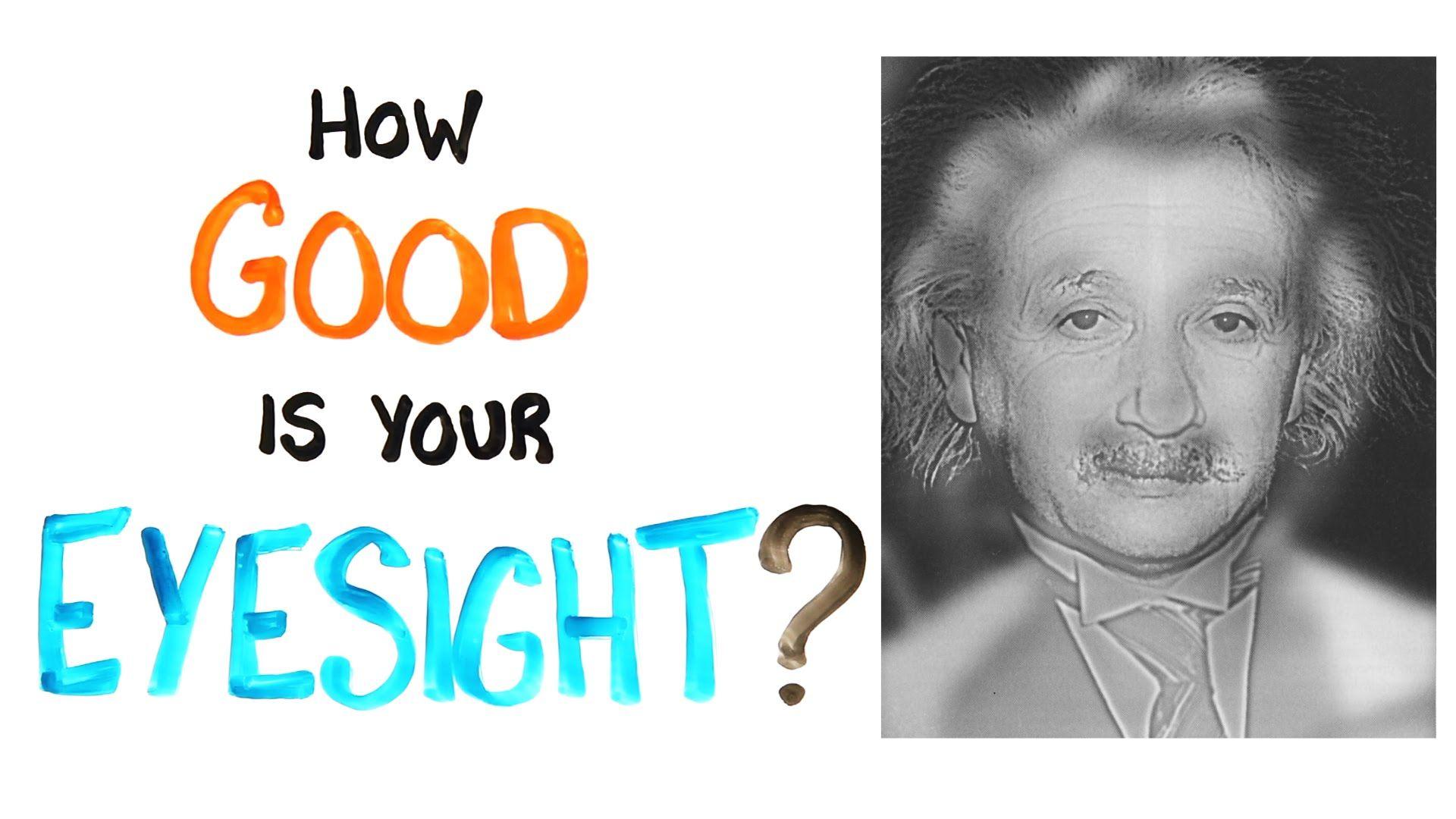 Wie gut ist dein Sehvermögen? - http://www.dravenstales.ch/wie-gut-ist-dein-sehvermoegen/