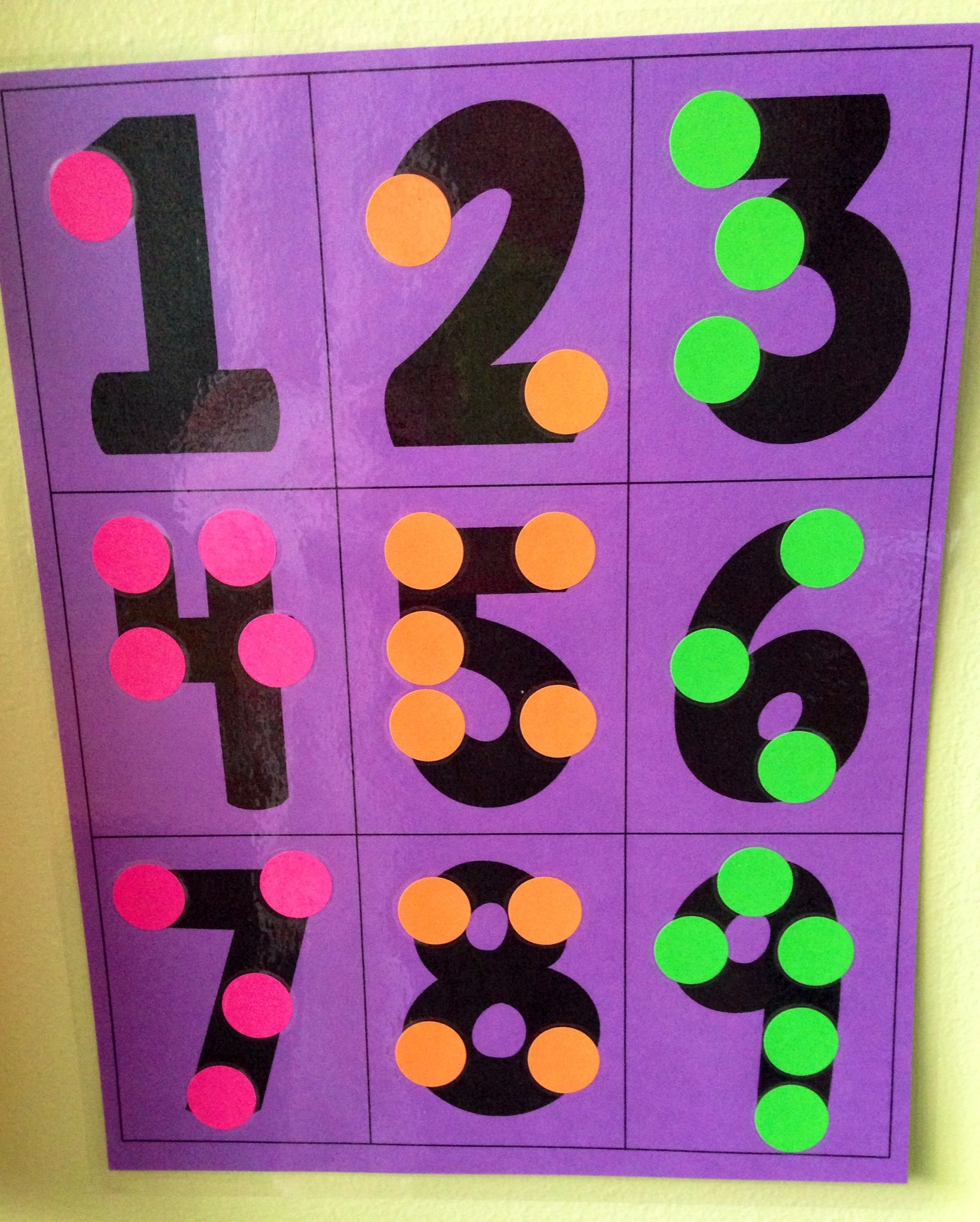 Touch Math Numbers With Dot Labeling Stickers Touch Math Math Labels Math Lesson Plans [ 2046 x 1641 Pixel ]