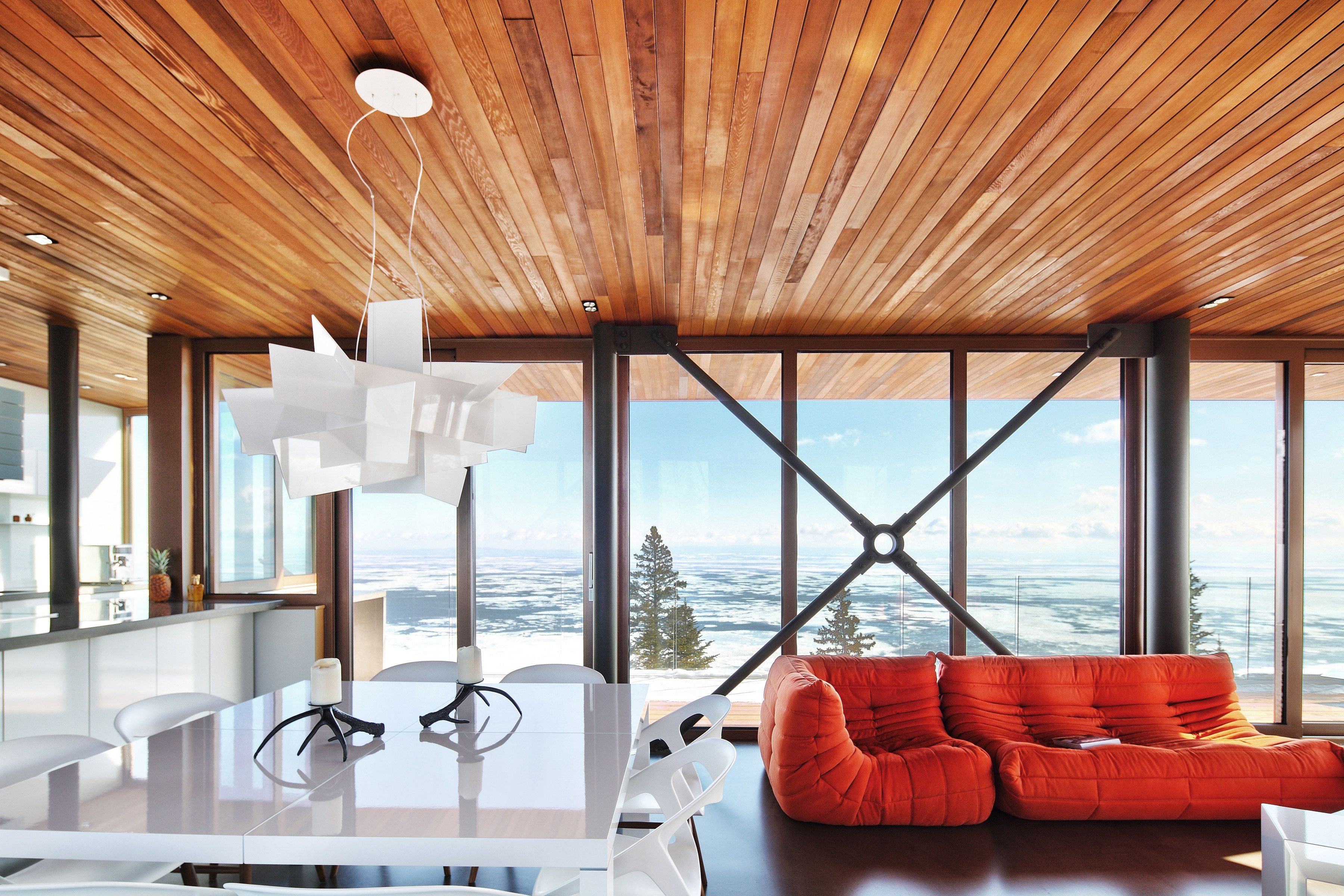 7 Grand Ski Chalets for Sale Contemporary house