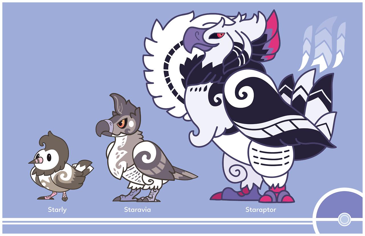 Houndoom Pokémon Staraptor Sneasel Drapion Meme Wwwmiifotoscom