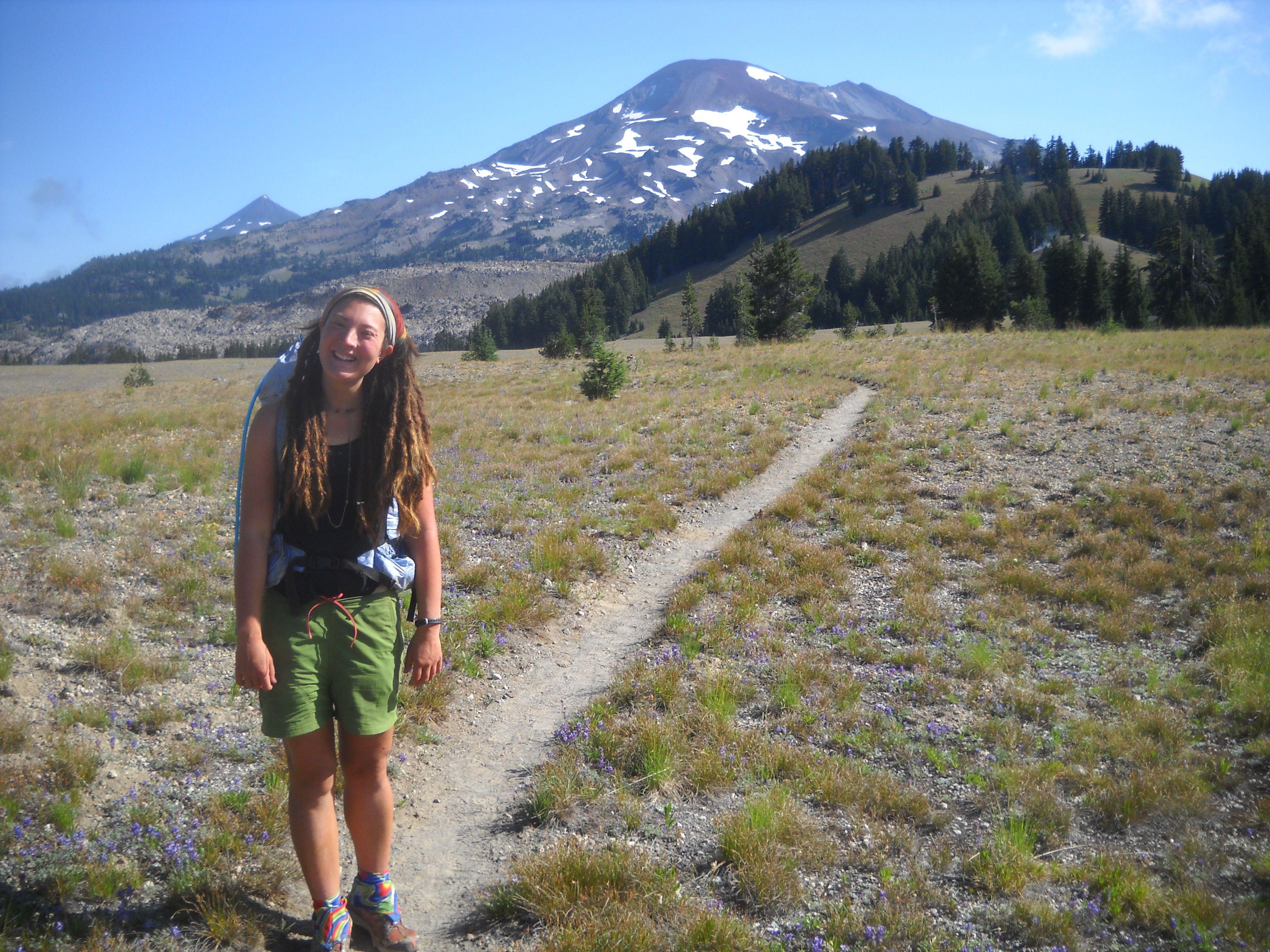 Pacific Crest Trail 2009 Liz Thomas Adventure Hiking