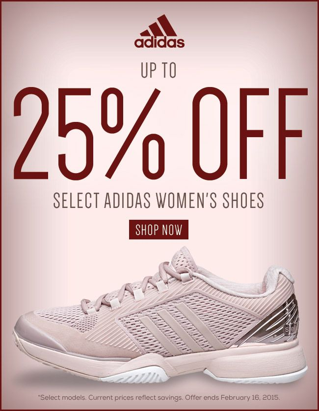20 25 Off Select Women S Adidas Tennis Shoes Hurry It S Only For A Limited Time Adidas Shoes Women Tennis Warehouse Tennis