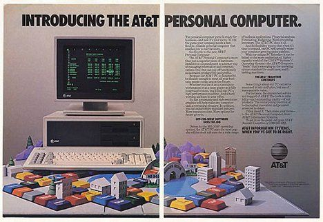 The next time you get upset about your iPad not downloading something fast enough or your laptop not acting exactly the way you want it to, maybe these vintage computer ads will help. The ads show just how different the technology of the 1980s is from the gadgets we know, love and carry everywhere these [...]