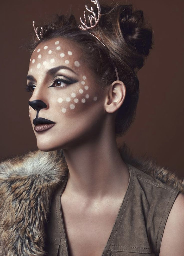 13 ideas simples de maquillaje de Halloween para probar – Samantha Fashion Life