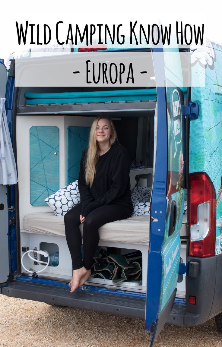 Wild Campen in Europa - Infos, Learnings und Tipps für Neulinge #learning