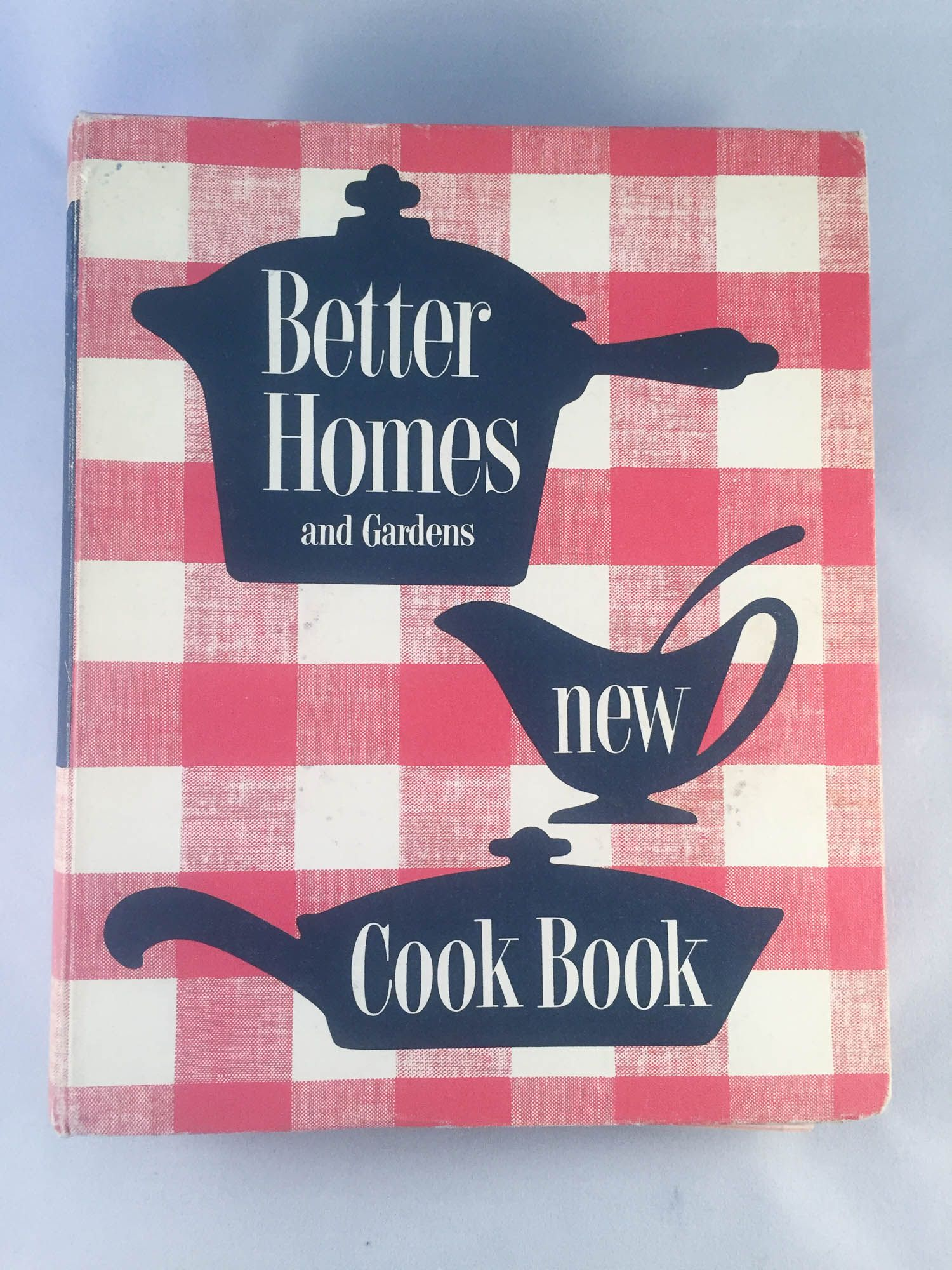 c9738b85fb782b5458104e71a3da76a2 - Better Homes And Gardens Cookbook 1953