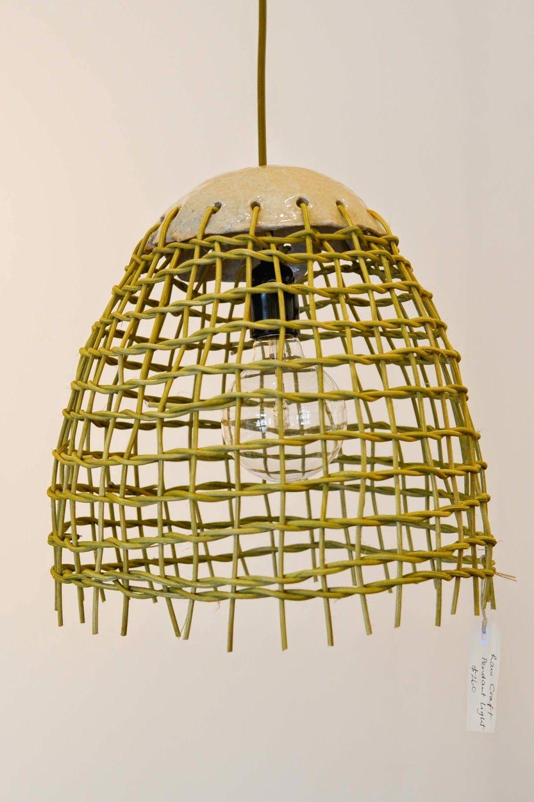 Raw Craft Woven Lights N A T L I E M R
