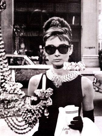 Audrey Hepburn, Breakfast at Tiffany's #film #classic #movies